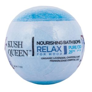 Kush Queen CBD Bath Bomb 25mg