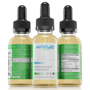 WAAYB CBD Tincture 300 mg